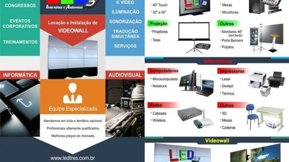 LED3 INFORMATICA E AUDIOVISUAL