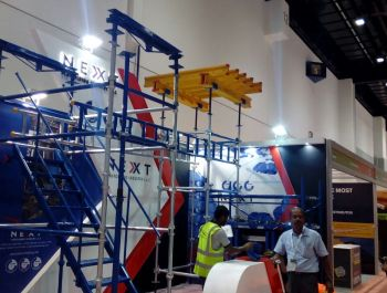 Big 5 2016 Largest Building Material Show in Dubai