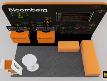 Stand Design BLOOMBERG