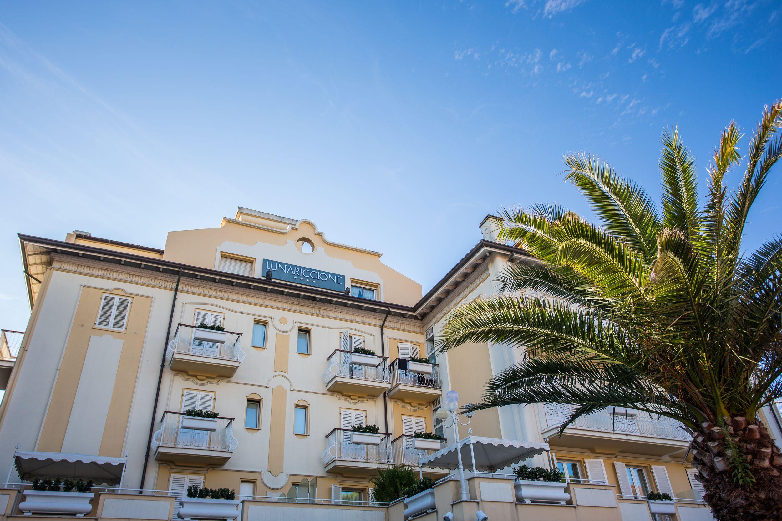 Hotel Luna Riccione Aqua Spa