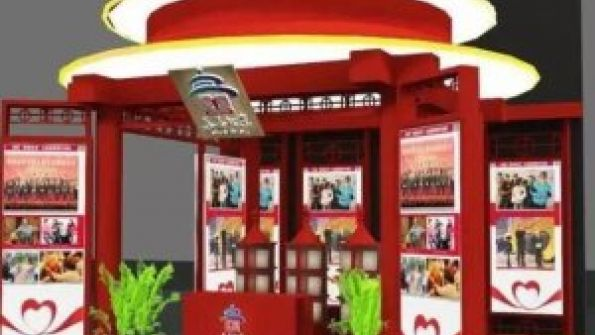 RuiShangYou exhibition stands design CO.LTD.