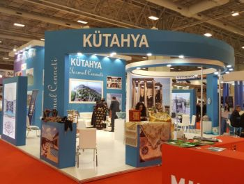 East Mediterranean International Tourism and Travel Exhibition 2017-İstanbul