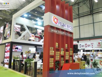 FELDA / World Food 2017 - Istanbul / Turkey
