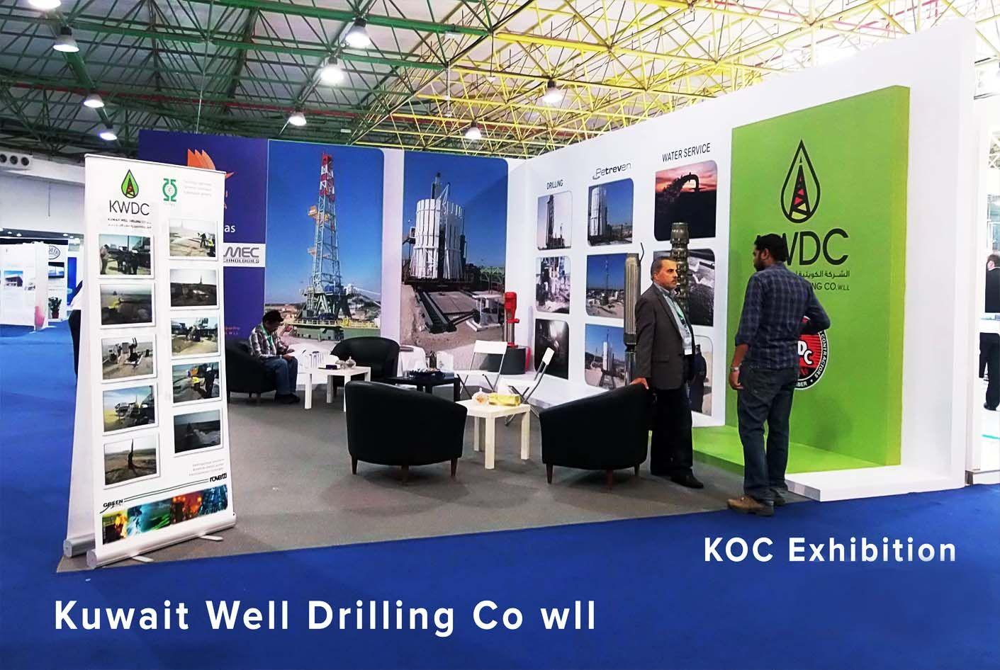 Exhibition Stand Contractors In Kuwait : Woex kuwait