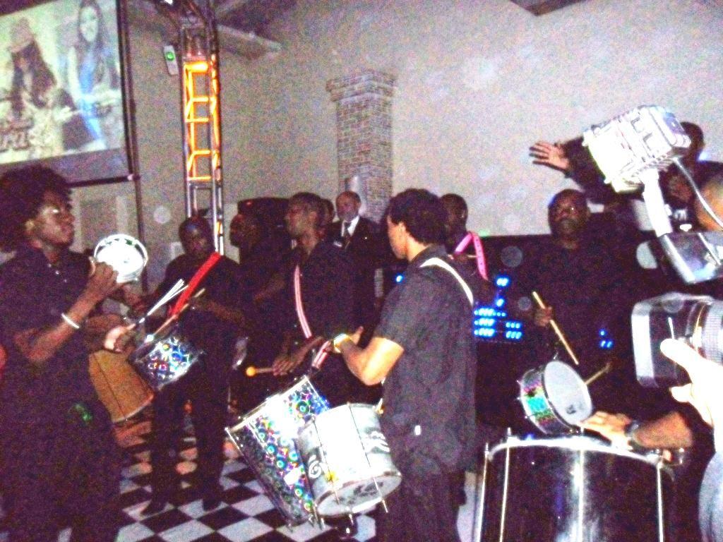 Batukada classe a eventos - Organisateurs de salons ...