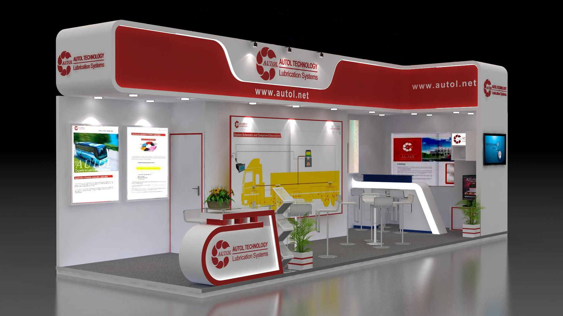 Exhibition Stands And Events : Photo of stands trio events exhibitions and promotions