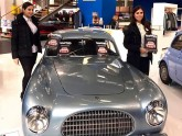 Hostess.it a Torino per il Salone dell\'auto d\'epoca.