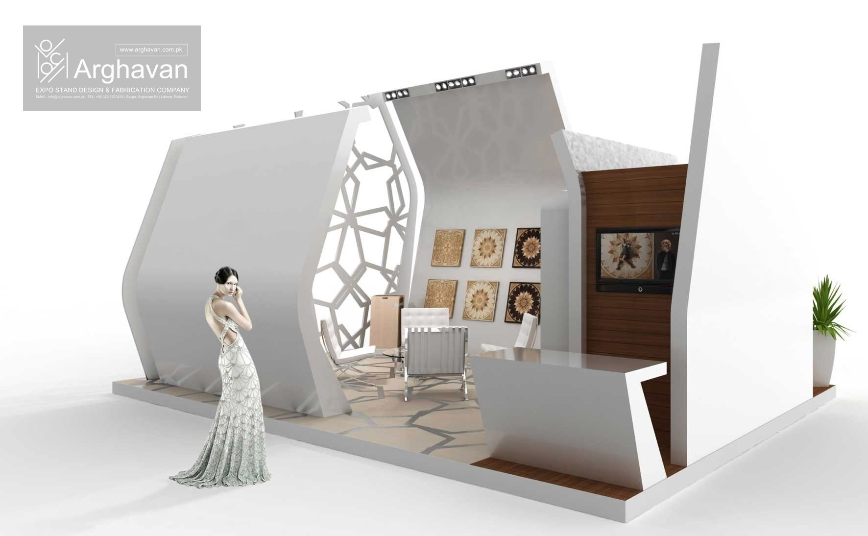 Arghavan for Fabrication stand