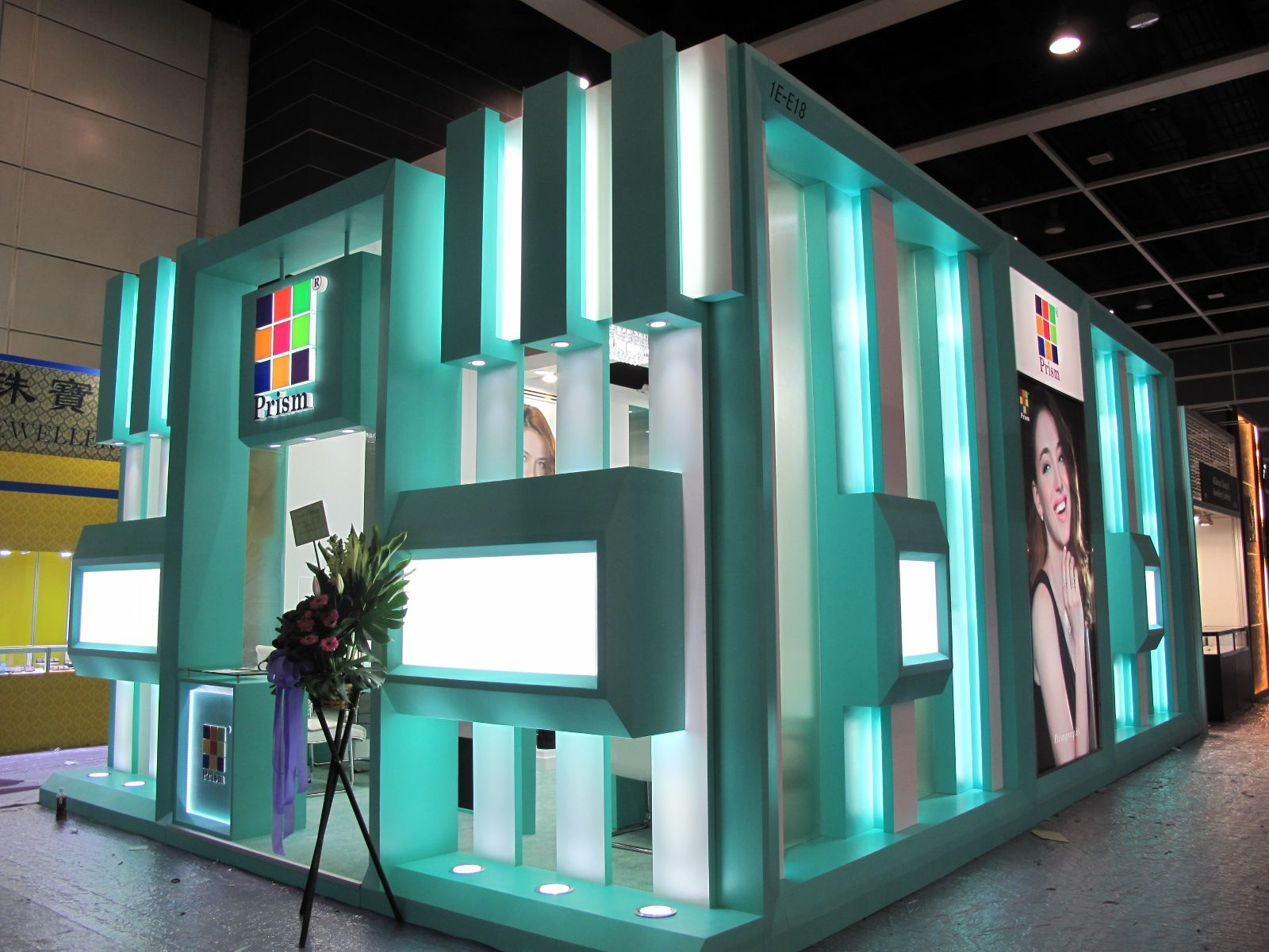 Exhibition Stand Builders Hong Kong : Exhibition stand design hong kong international