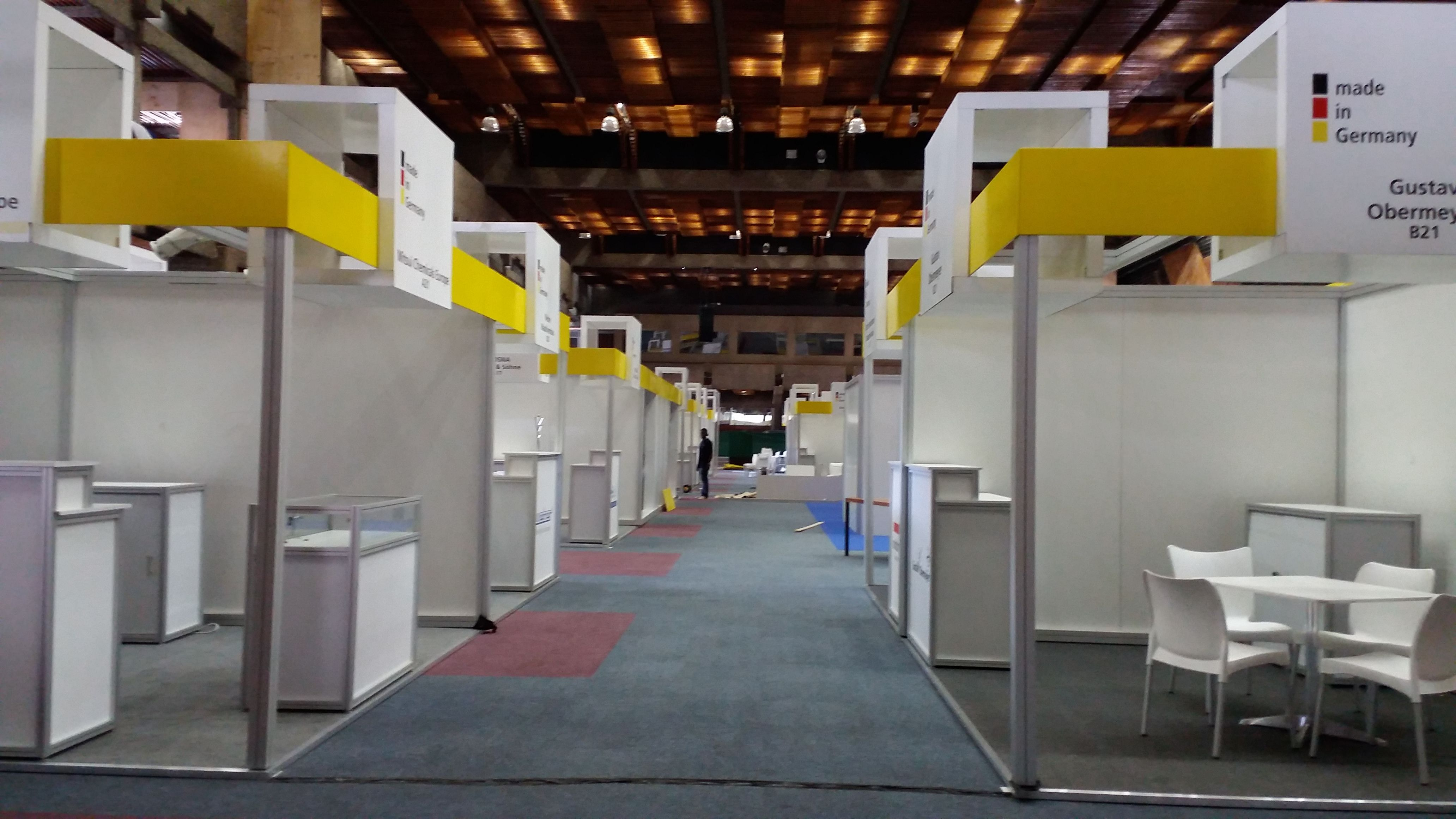Kenya Exhibition Stand Builders : Imperial stand exhibition services