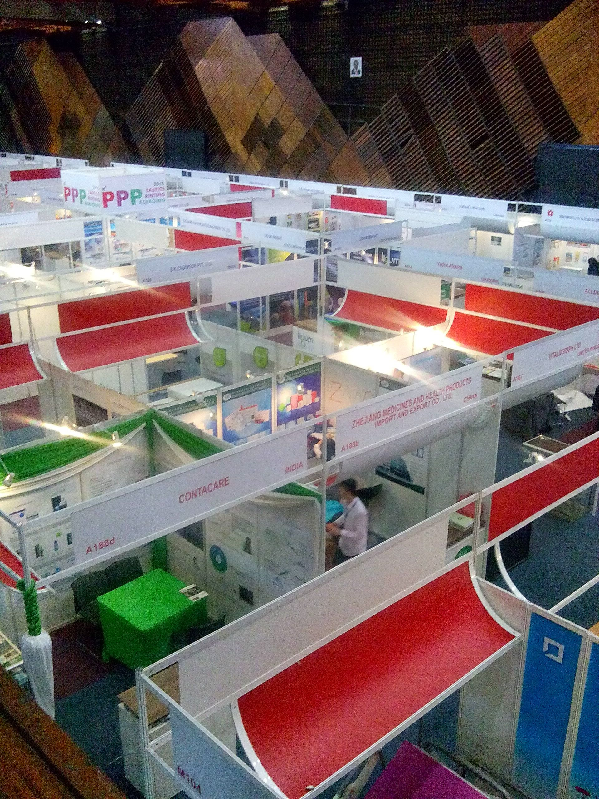 Exhibition Booths Kenya : Imperial stand exhibition services