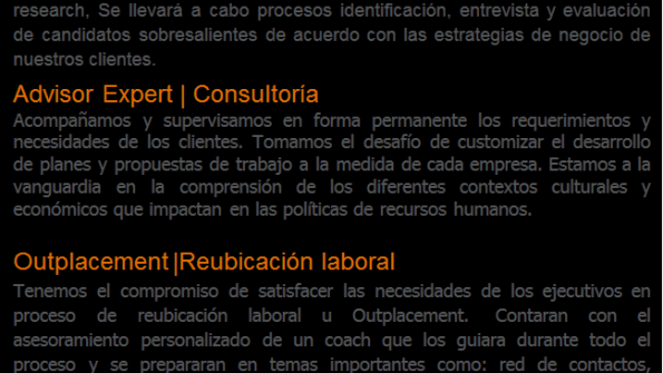 Talent Manager Consulting LATAM