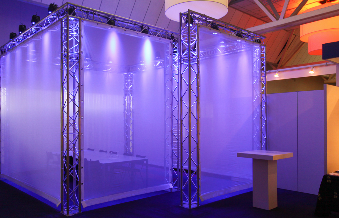 Modular Exhibition Stands Quotes : The works events canada inc