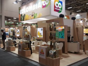 stand PROCOLOMBIA