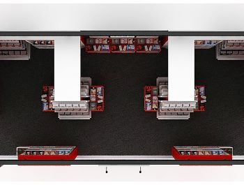 Stand Design - Editorial San Marcos