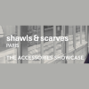 Shawls & Scarves Paris - The Accessories Showcase Setembro 2018