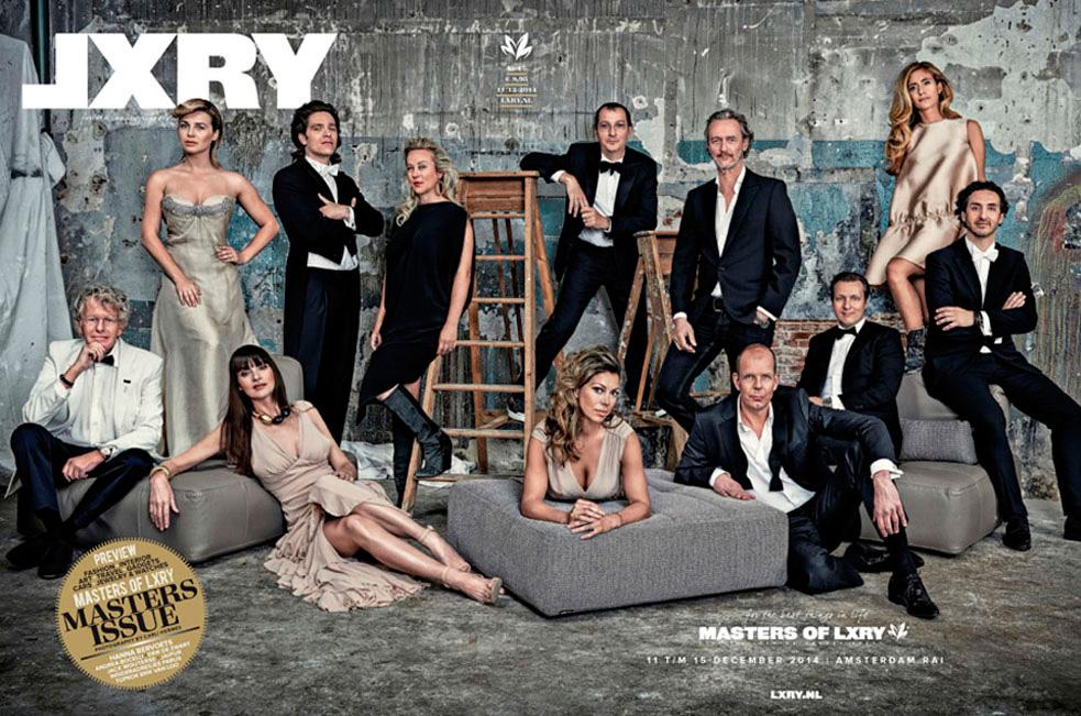 Masters of Luxury Amsterdam
