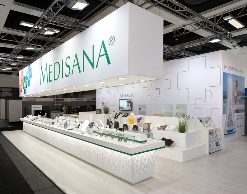 Medisana stand at IFA Berlin