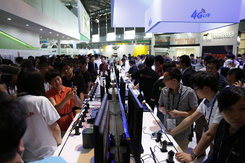 Gsma Mobile Asia Expo 2014