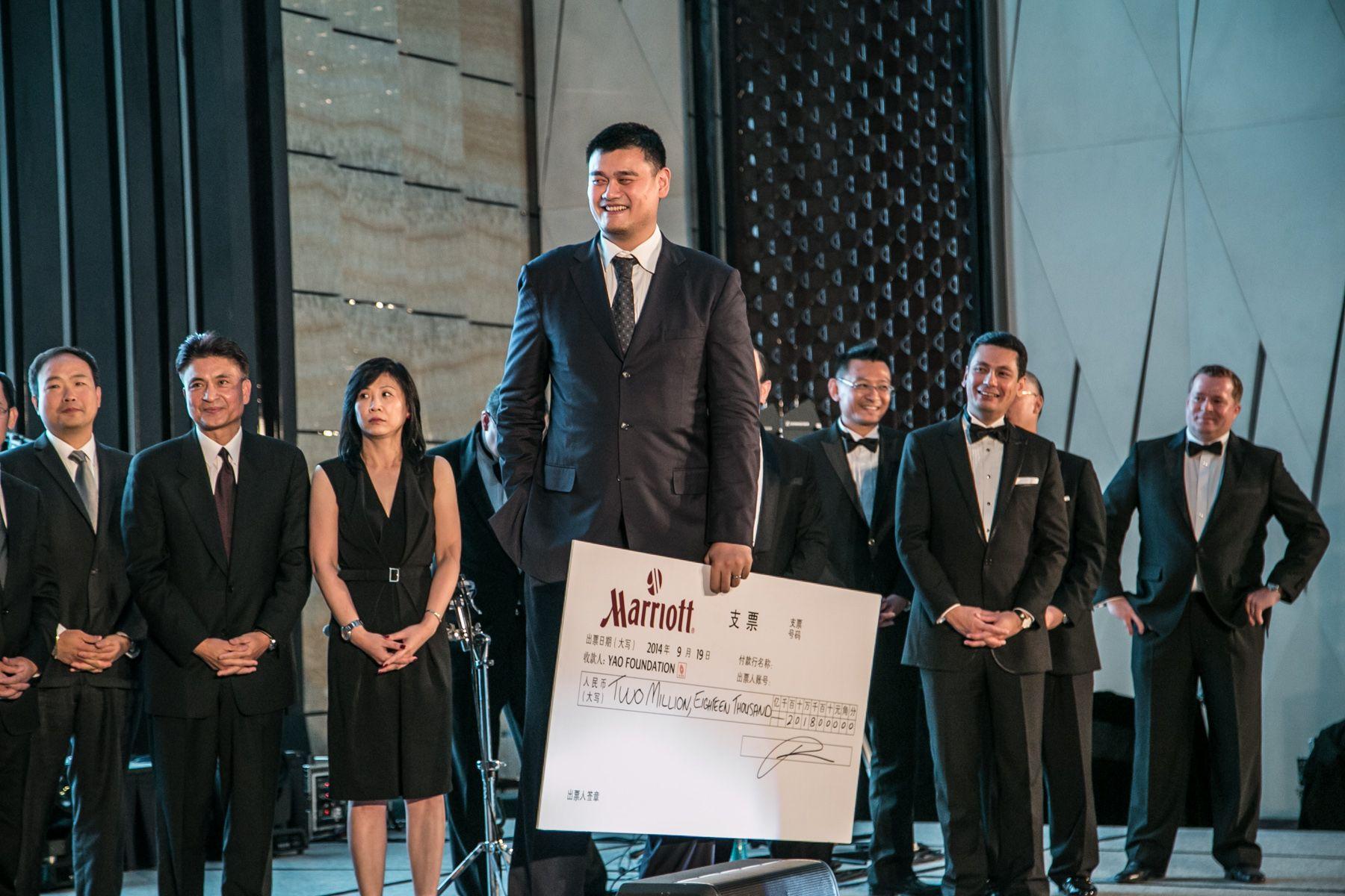 Yao Ming Shanghai