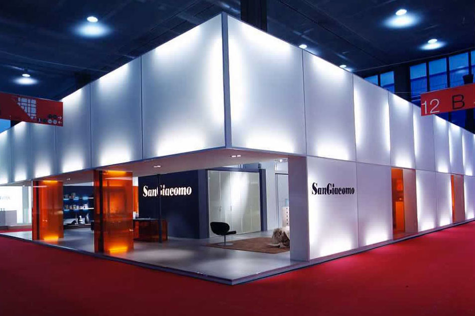 Exhibition Stands In Milan