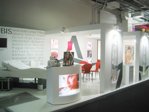Exhibition Stand Design Cosmoprof