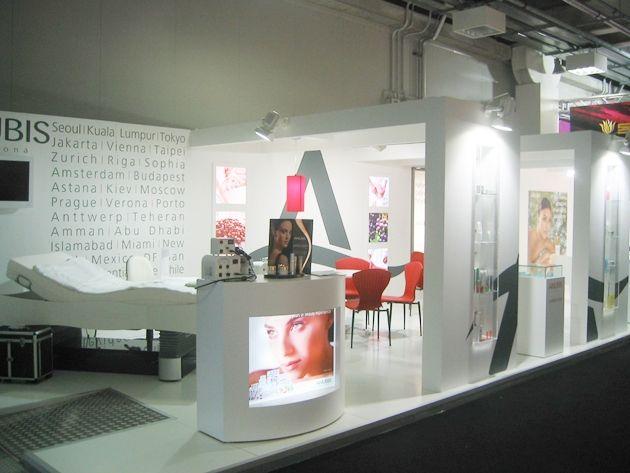 Exhibition Stand Design Cosmoprof