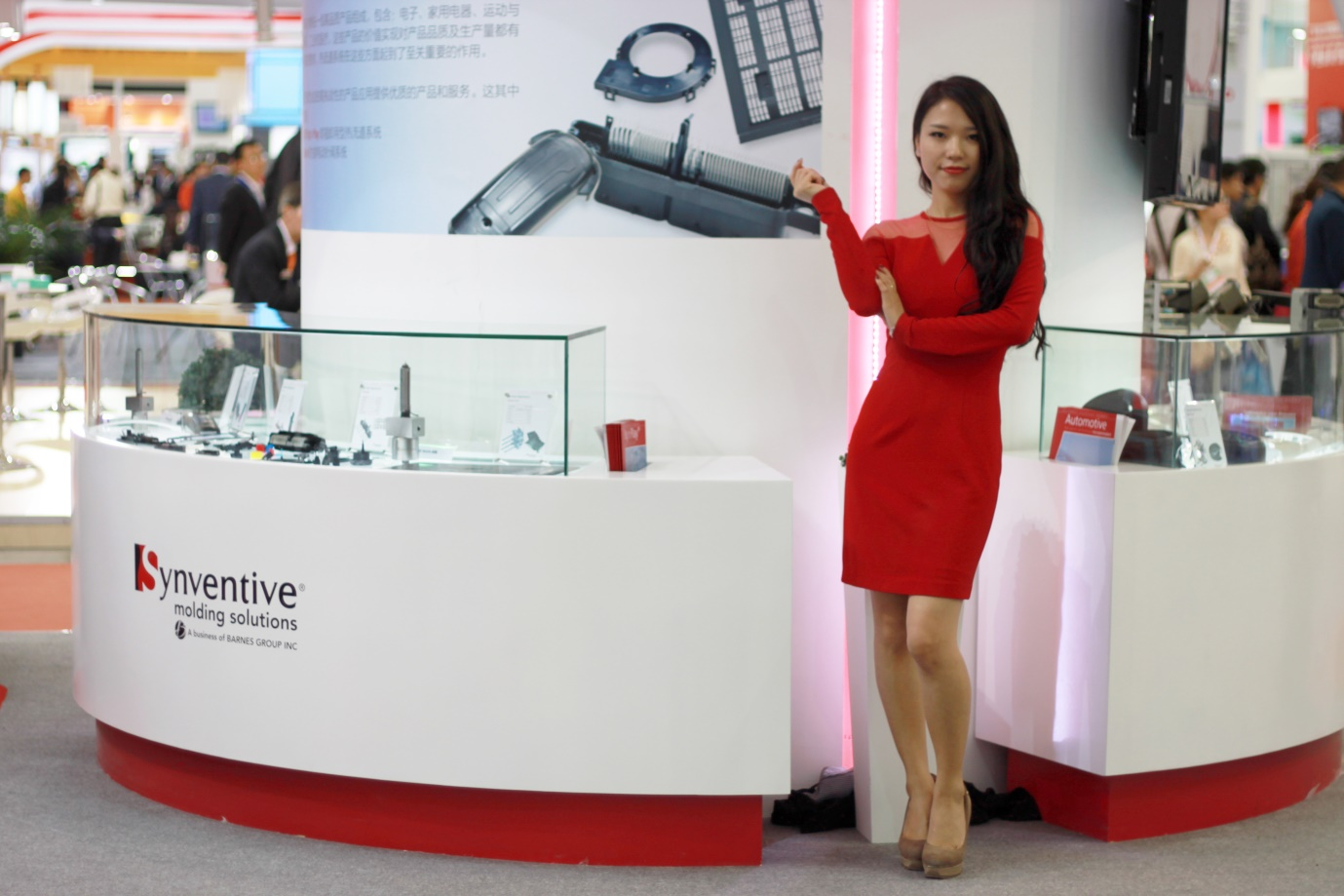 Exhibition Stand Hostess : Hostesses in shanghai