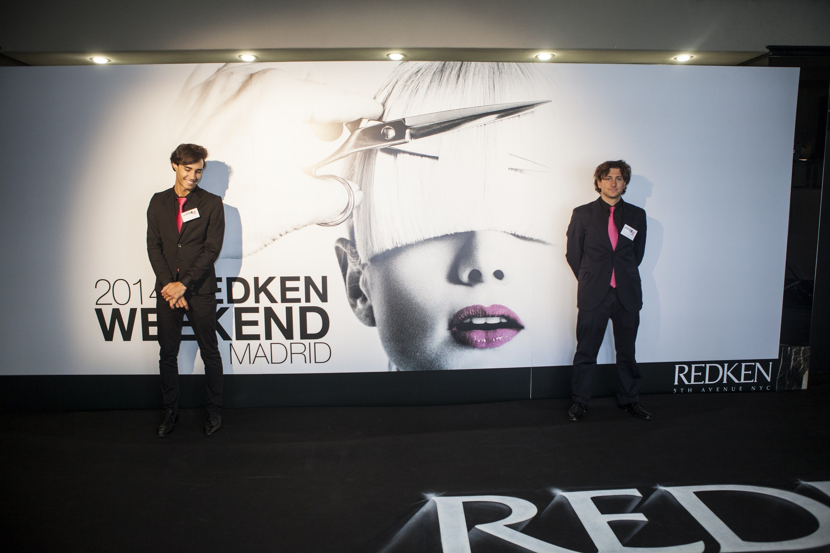 Redken Weekend en Madrid
