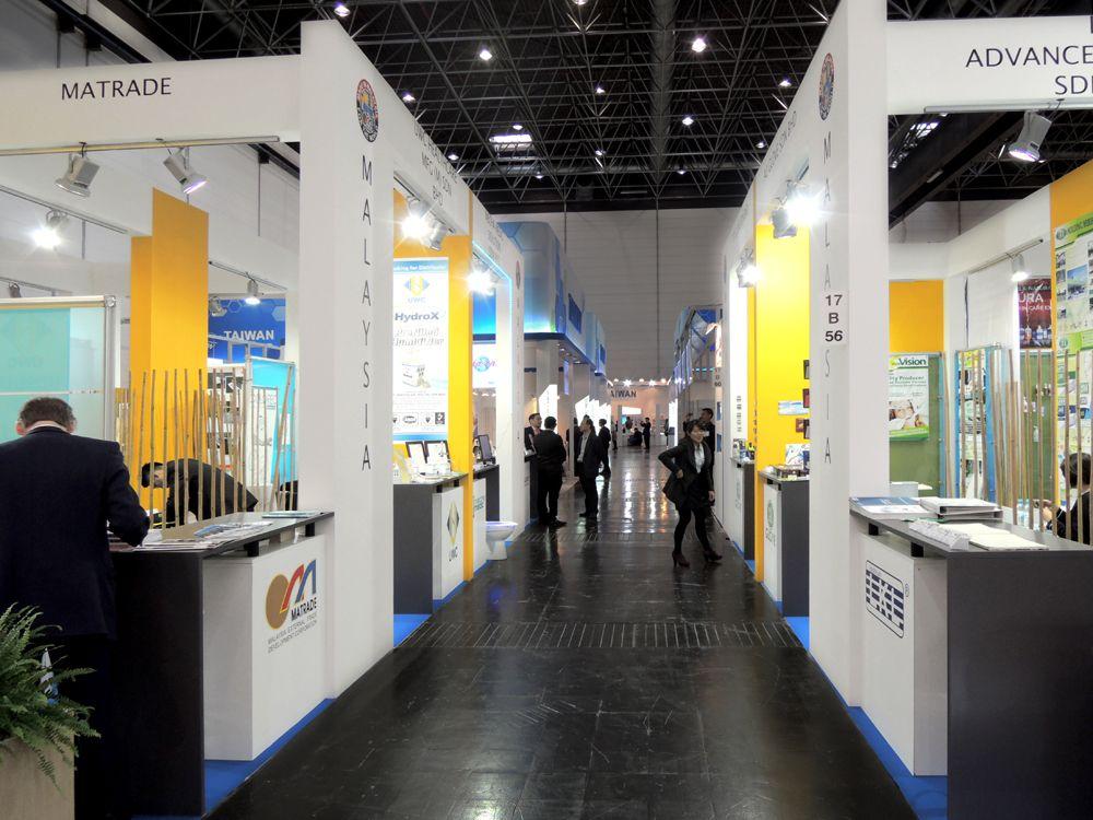 Exhibition Booth Number : Exhibition stands in düsseldorf