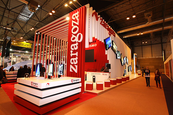 Stand Di Design a Madrid