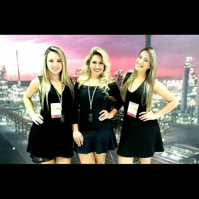 Promotoras, Evento Rio Oil & Gas