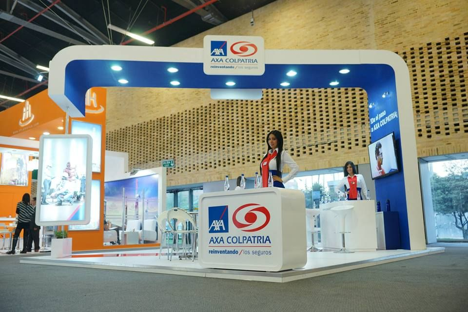 Stand Expo Oil & Gas Bogotá 1