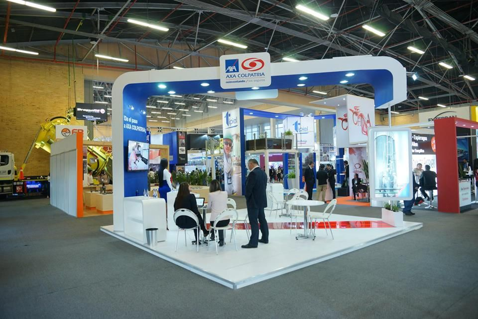 Stand Expo Oil & Gas Bogotá 2