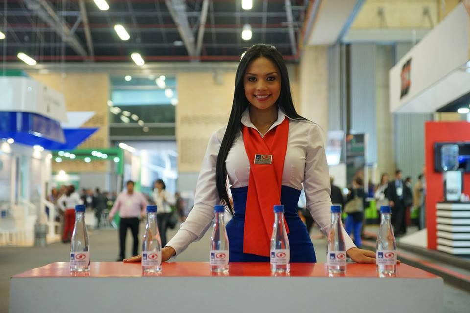 Stand Expo Oil & Gas Bogotá 3