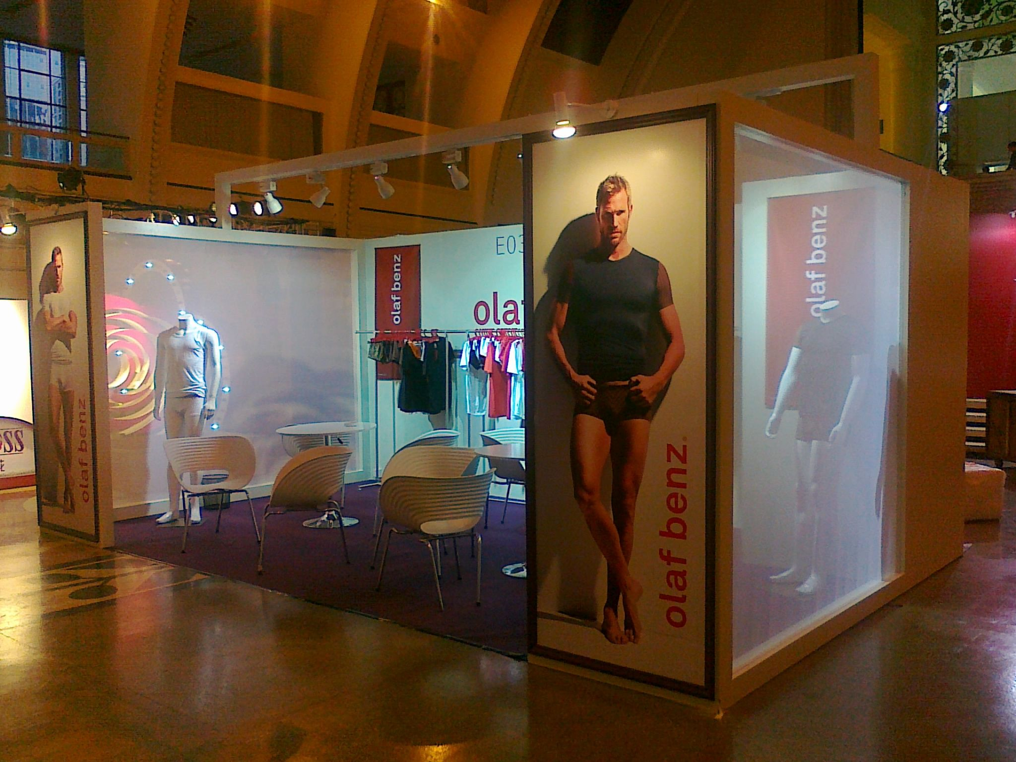 France Pavilion at Lingerie Shanghai