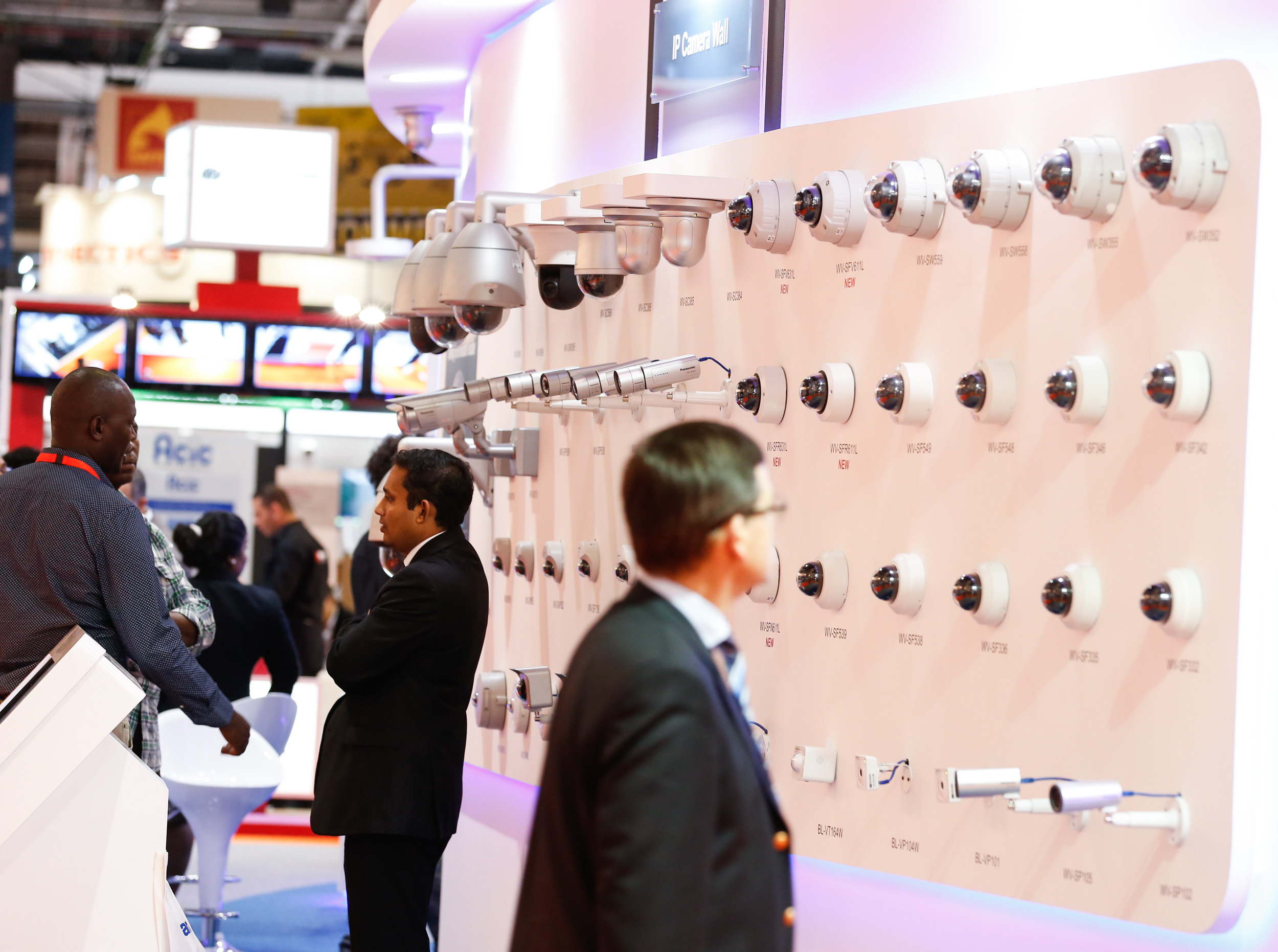 Intersec Dubai Exhibition Stand