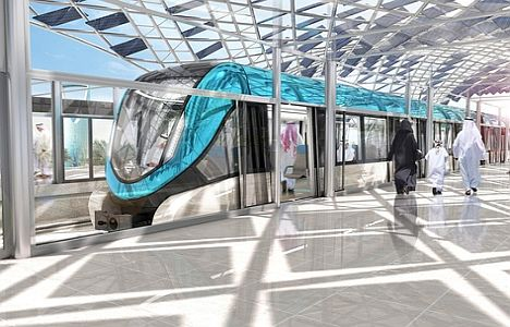 Riyadh Metro Contract