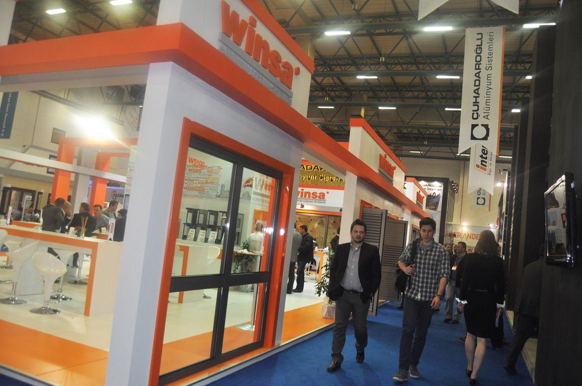 YAPI Istanbul Booth Design