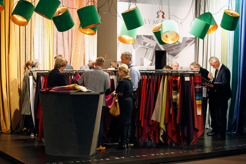 Exhibition Stand Trends 2018 : Heimtextil