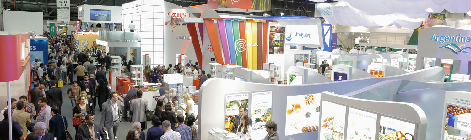 Gulfood Dubai Exhibition Area