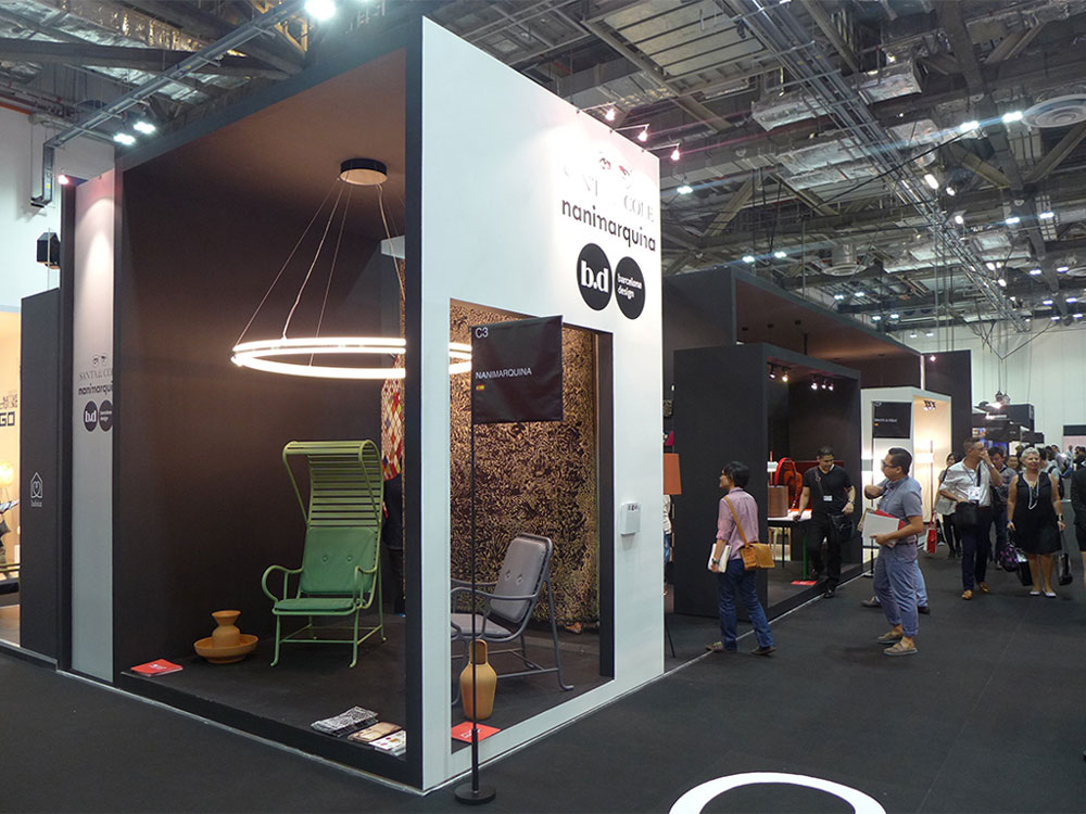 Exhibition Booth Supplier Singapore : Maison objet