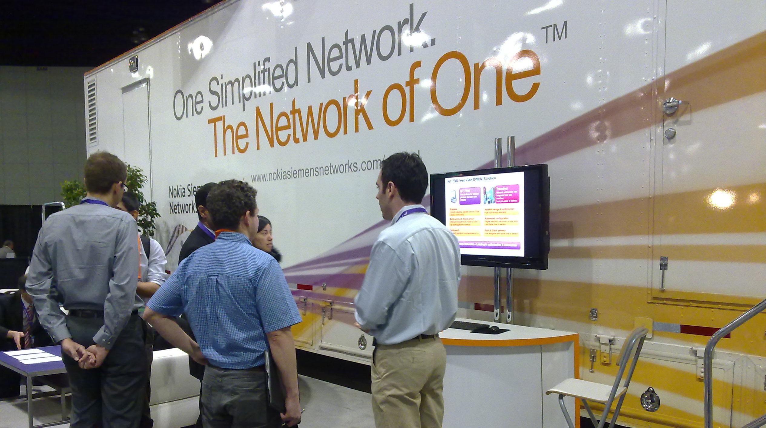 Nokia Ofc Booth