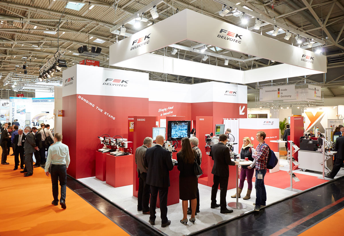 Productronica Munich Stand