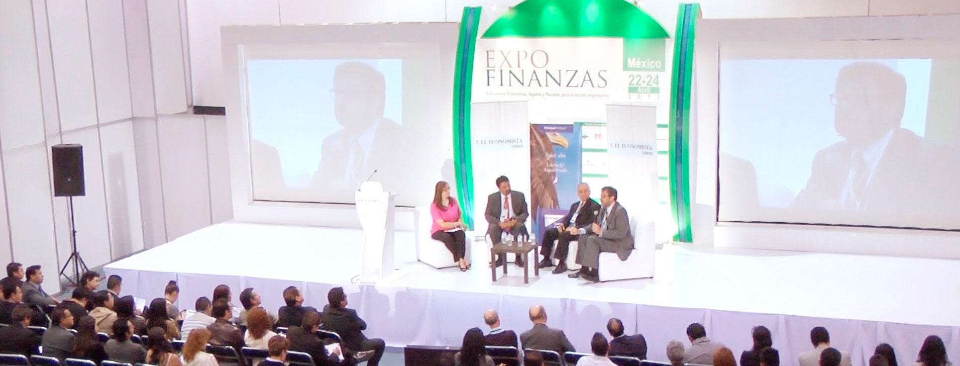 Expofinanzas Mexico Df