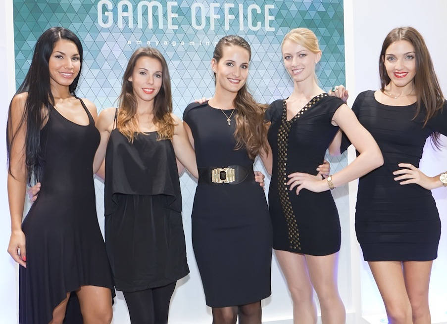 Barcelona Mobile World Congress Hostesses