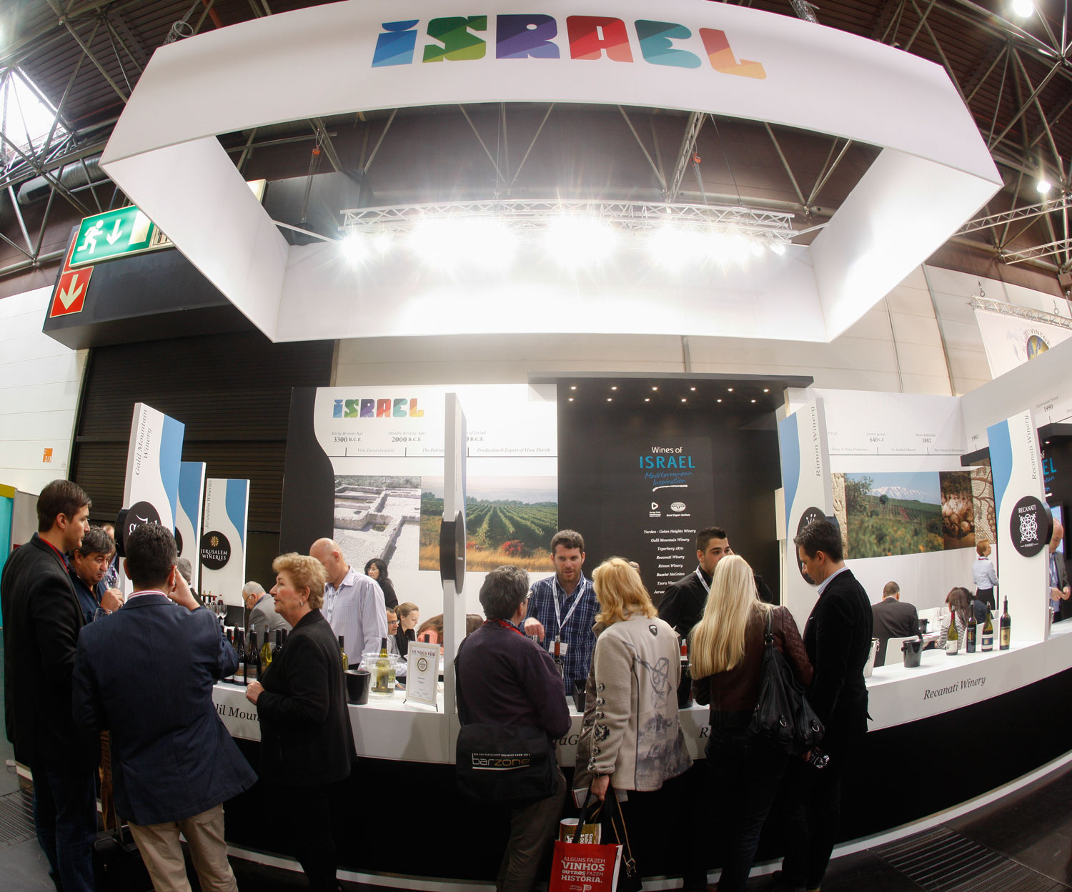 stand Israele Prowein