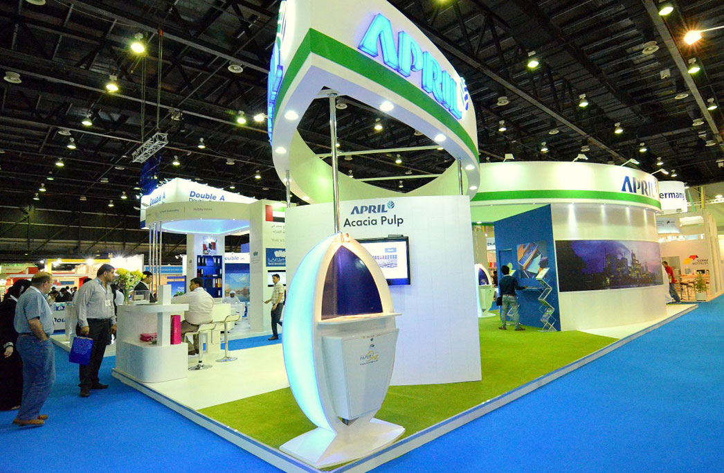 Paperworld Dubai Exhibit Design