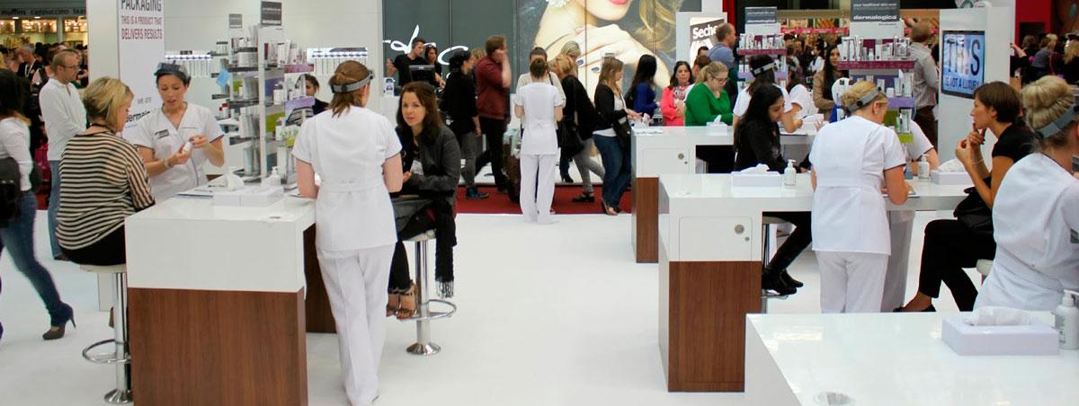 Professional Beauty London Exhibition Design
