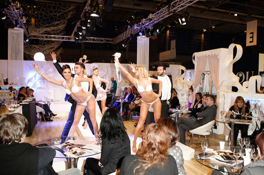 Salon Lingerie Paris Show Stand